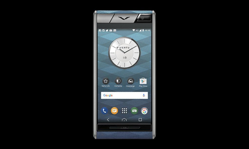 """Vertu تطلق 3 إضافات إلى هواتف Aster بسعر """"منخفض"""" يبدأ من 4,200 دولار"""
